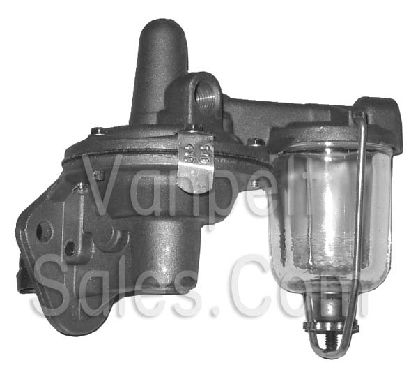 1937-40 Ford V8-60 Fuel Pump Assembly
