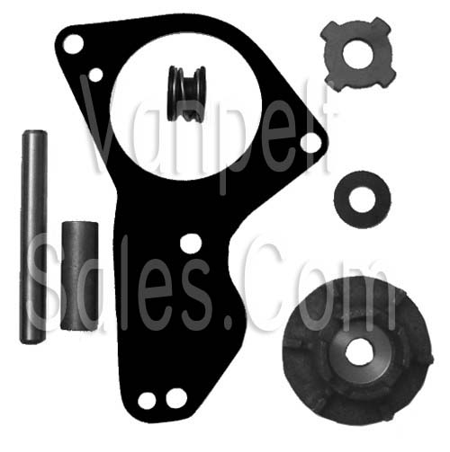 1934-48 Ford fuel pump to stand stand gasket    40-9417