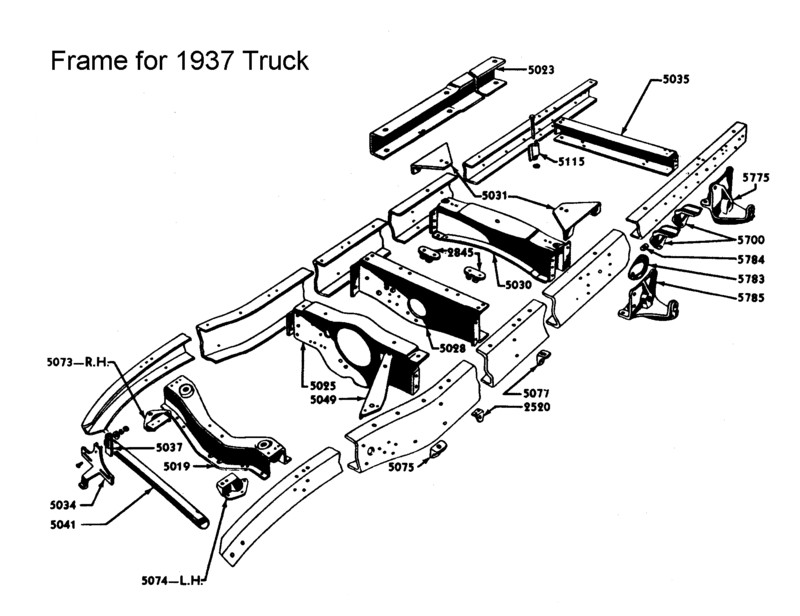 Truck Shocks Diagram