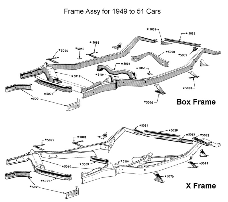 Plans Cars on 1938 chevy car chassis