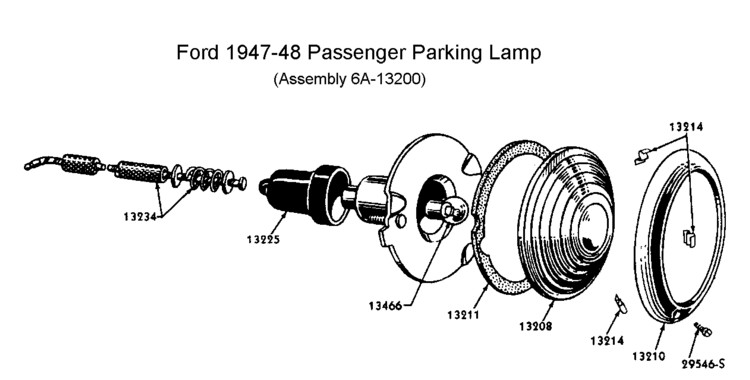 1935 ford headlamp wiring diagrams  1935  get free image