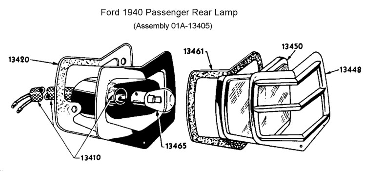 wiring diagram for 12 volt ford flathead