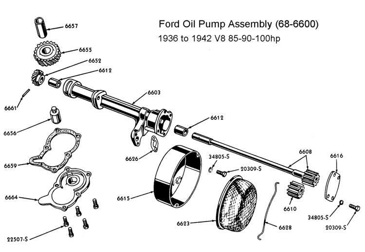 Ford Flathead V8 Engine Mounts on 1938 ford wiring diagram