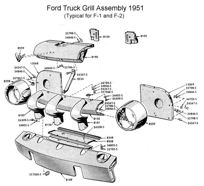 1935 ford truck wiring diagram with 1326579 How Hot Is Too Hot For A 351w 2 on 1948 52 Ford Truck Short Bed moreover 34815 So Here Is My Brake Storyscratching My Head also News as well 1956 Ford Car Vin Location also Ford F700 Pickup.