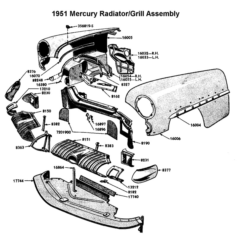 6 5 Hp Mercury Thunderbolt 4 Cyl Engine Diagram