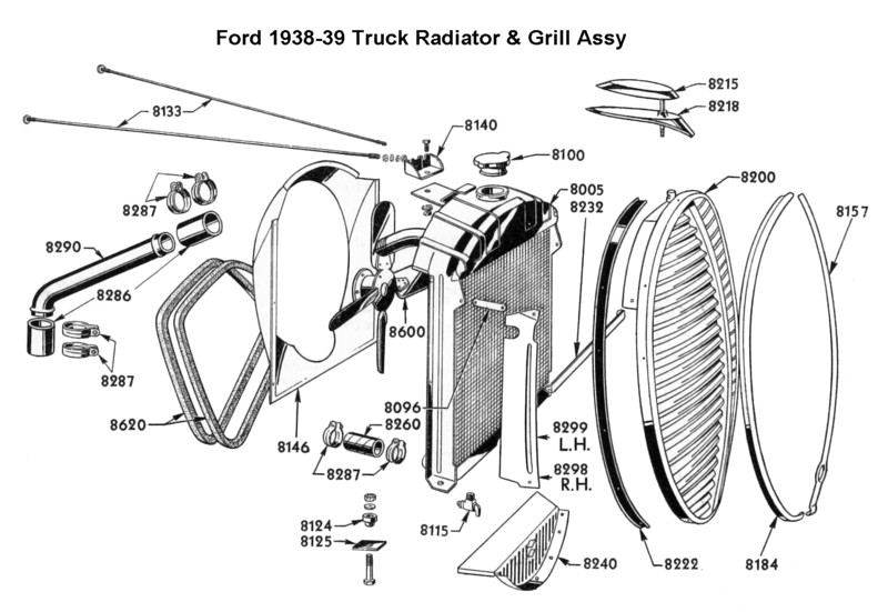 1938 1946 ford cab over parts html