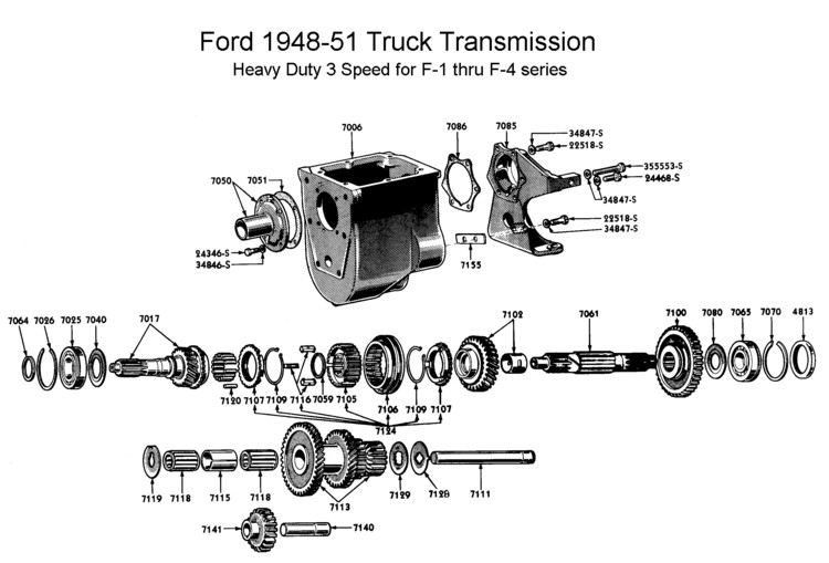 Mac Ford Truck Parts Autos Post